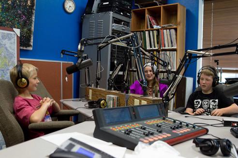Storytelling for Radio