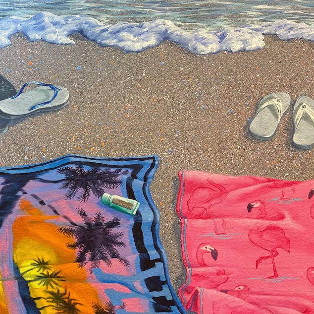Beach Towels for Two
