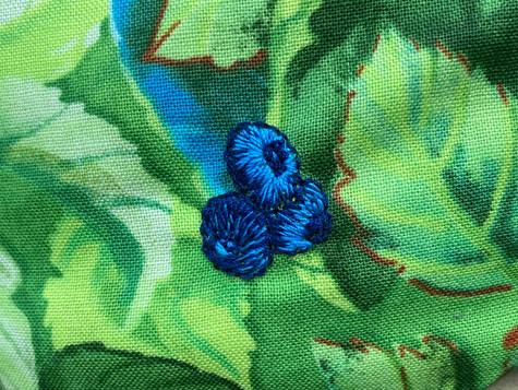 Island Berries-Close up