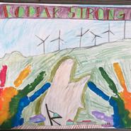 Created by Ephrem Oliver, grade 3