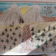 Created by Kirana Sanjoyo, grade 4