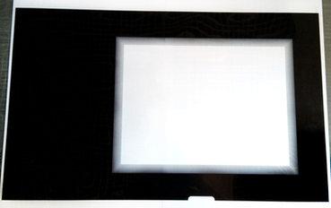 Realizzazione grafica di pellicola per serigrafia con sfumatura a pallini formato 50x70
