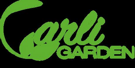 Studio e realizzazione logo Carli Garden