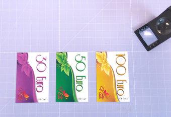 Grafica, stampa e realizzazione  Gift Cards per Natia Nails a 4/4 colori su carta patinata opaca