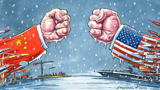 Is China overtaking the US sooner than expected?