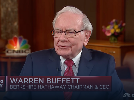 What does Warren Buffett think about the current market?