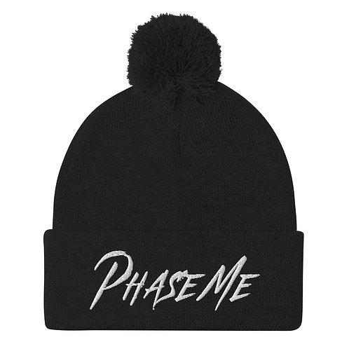 Phase Me - Pom-Pom Beanie