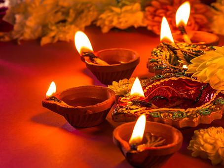 Diwali - Bringing Light, by Subitha Baghirathan, CASS