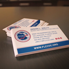 Logo and Branding for Florida Clerks of Court Operations Corporation