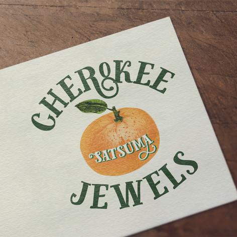 Cherokee Jewels Logo