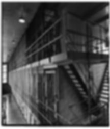 See inside of a prison