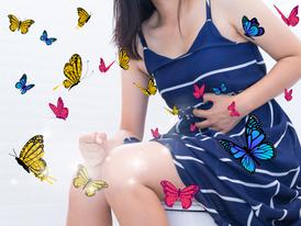 פרפרים בבטן