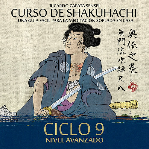 Curso de Shakuhachi Ciclo 9