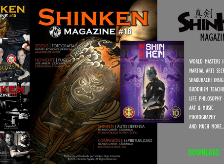 Descarga Shinken Magazine