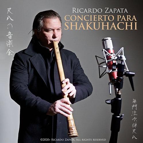 ALBUM CONCIERTO PARA SHAKUHACHI