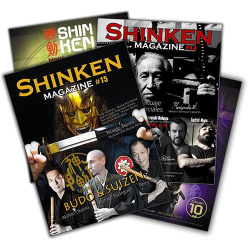 Shinken Magazine