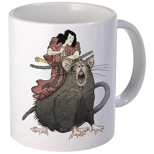 Mug Year Of The Metal Rat