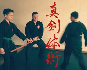 Ninja Kids Training