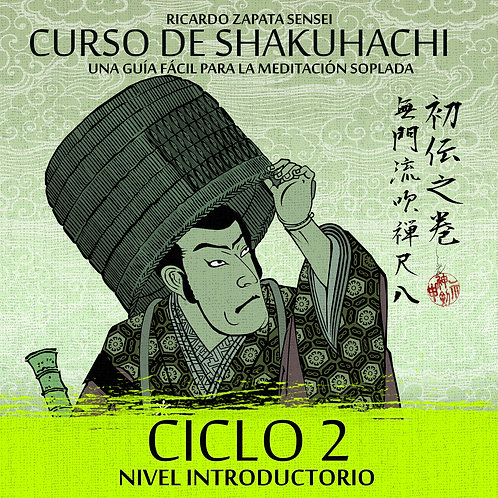 Curso de Shakuhachi Ciclo 2