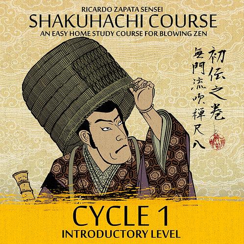Shakuhachi Course Cycle 1