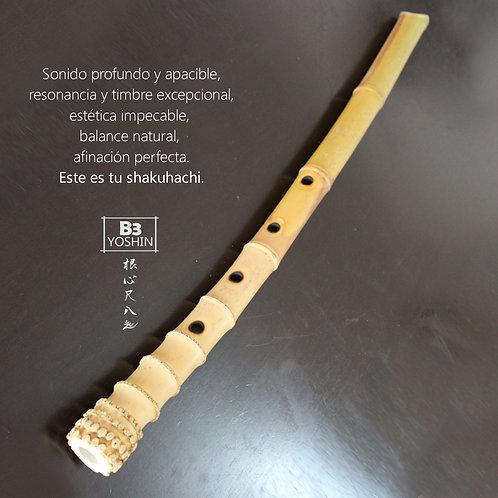 B3 YOSHIN SHAKUHACHI