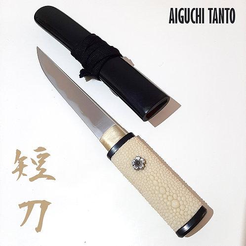 Samurai Aiguchi Tanto
