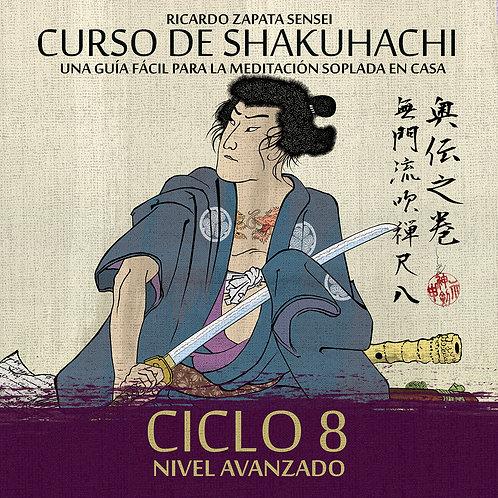Curso de Shakuhachi Ciclo 8