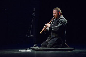 Shakuhachi recital