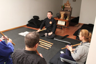 Shakuhachi workshop