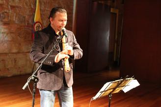 Recital en Museo Nacional de Colombia