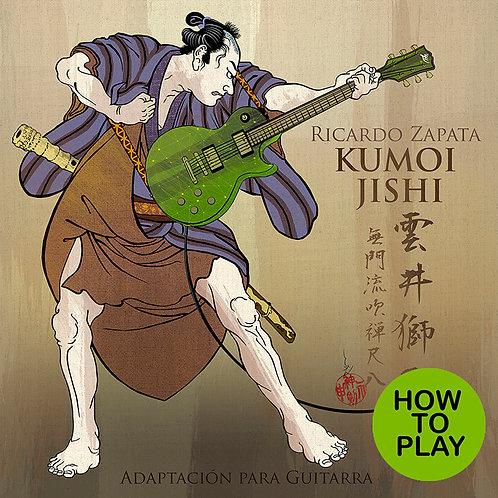 How to Play Kumoi Jishi - Version Flamenca