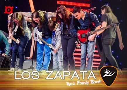 Los Zapata band