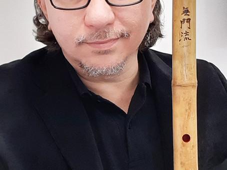 El shakuhachi en la industria del entretenimiento