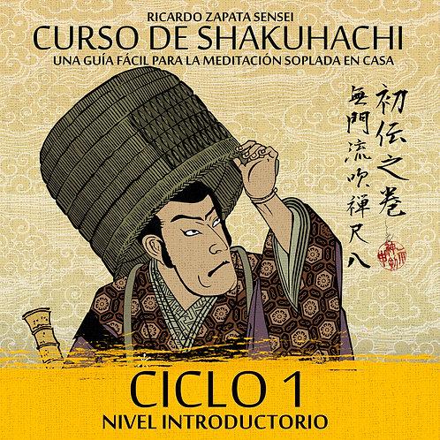 Curso de Shakuhachi Ciclo 1