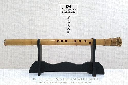 DONG-XIAO SHAKUHACHI JIARI D4