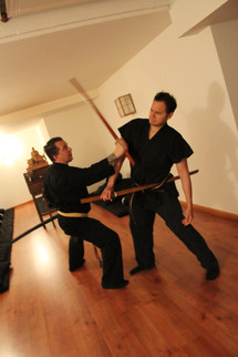 Secret sword teachings (Hiken)
