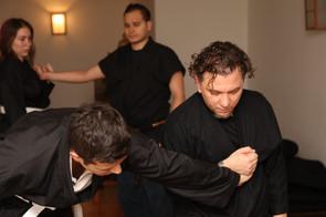 Self defense teachings
