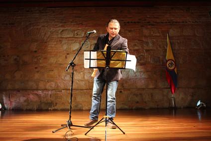 Recital Museo Nacional de Colombia