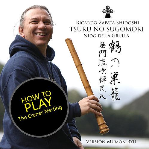 TSURU NO SUGOMORI MUMON RYU VERSION