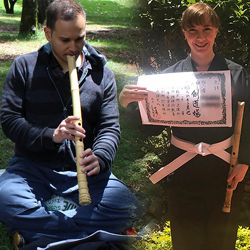 Shakuhachi Level Certification