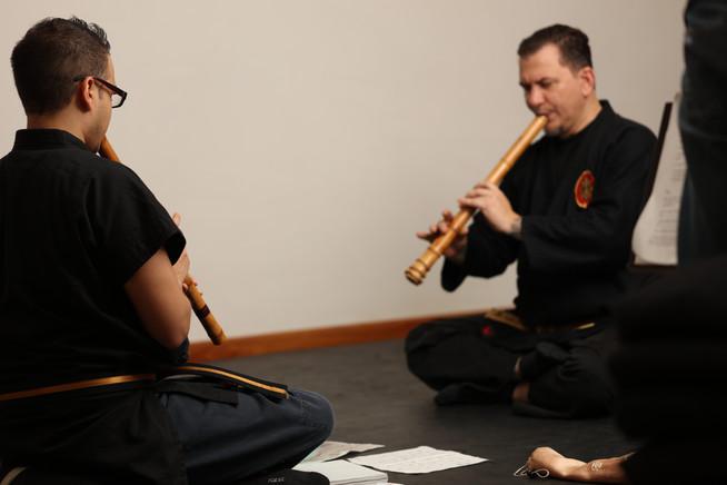 Shakuhachi teachings