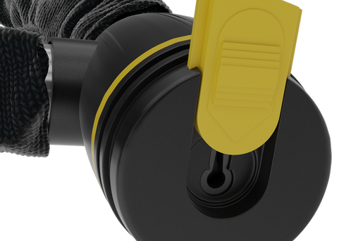 Chain lock - Realistic 3D product