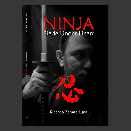 NINJA BLADE UNDER HEART (E-Book in English)