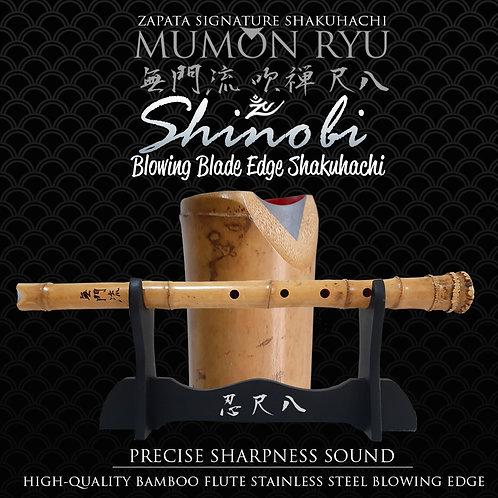 Shinobi Shakuhachi Blowing Blade Edge
