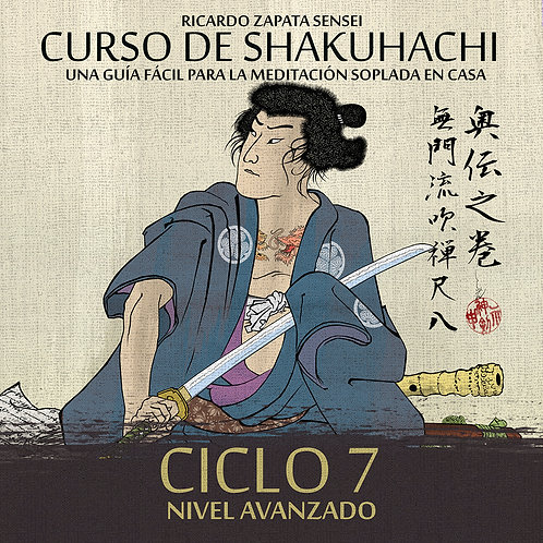 Curso de Shakuhachi Ciclo7