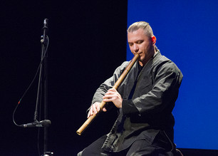 Recital de shakuhachi