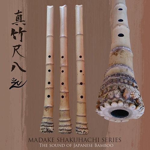 Madake Jiari Shakuhachi Series