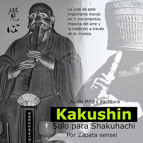 Kakushin - Guía de estudio (Flauta D4)