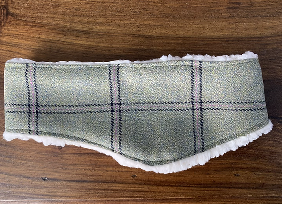 Tweed Ear Warmers