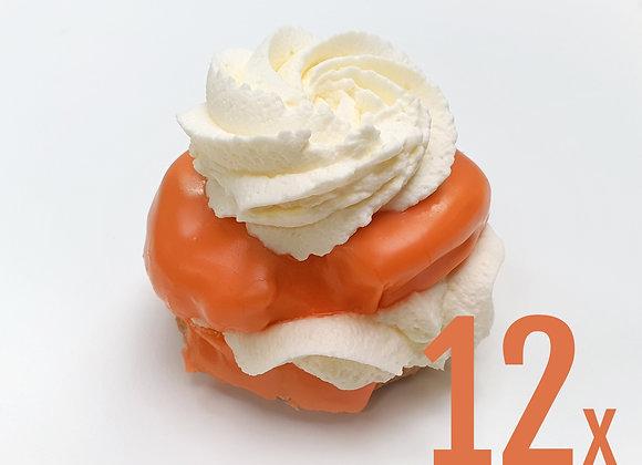 12x Oranje Moorkop